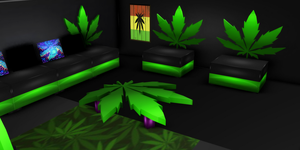 HAPPY 420 STAGE by amiamy111