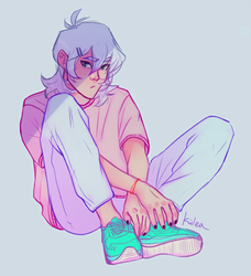 pastel boy by kiilea