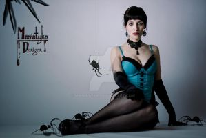 Spiders on my life by maniatyko