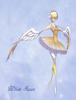 Swan Lake - White Swan by genesis0902