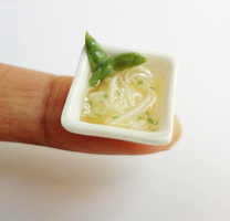 Light Miso Soup by WaterGleam