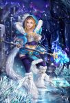 Dota 2 - Crystal Maiden by chalollita