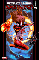 Ultimate Spider-Woman 01 by webbhed