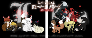 DN- Zurk-a-Tized Death Note by SpiritLeTitan
