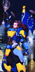 [SFM] Brigitte the EuroMaiden by Mark-Unread