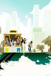 California Street by PascalCampion