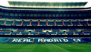 Real Madrid by cessar