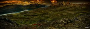 My first panorama by BoholmPhotography
