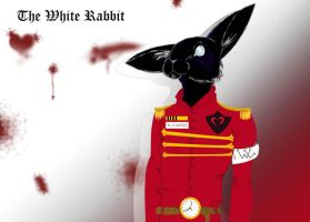 White Rabbit PS by FawnsWonderland