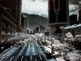 iNfraRed series - cHinatOwn 7 by shin-ex