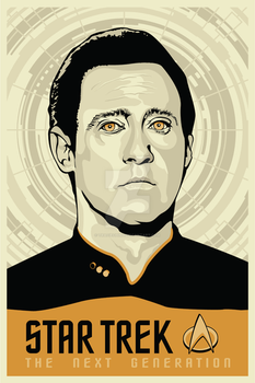 Lt. Commander Data by tracieching