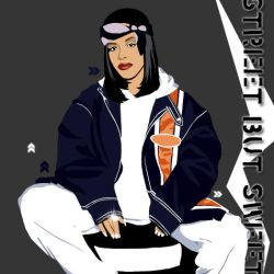 The Girl Behind The Music by aaliyah-babygirl
