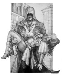 Assassins Creed Unity by GabrielleGrotte