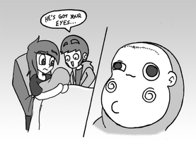 He's Got Your Eyes... by MSPToons