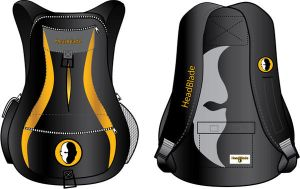 Backpack Design by rightindex