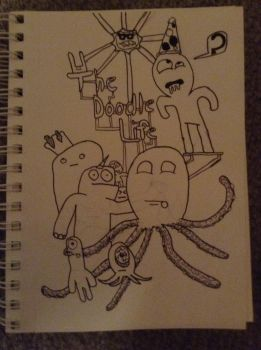 The Doodle Life by Splotches24