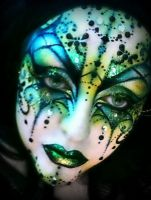 Venetian Mask IV by BeccyBex