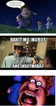 Snotty Boy. Vs Heneral Luna by Ironwarchiefwarsong