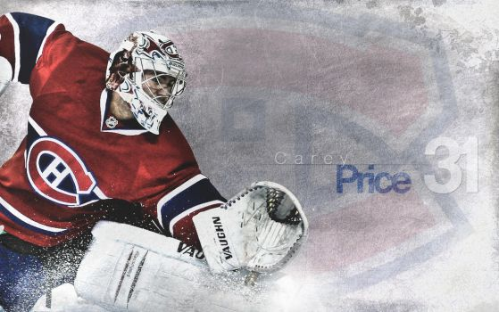 Carey Price Wallpaper by XxBMW85xX