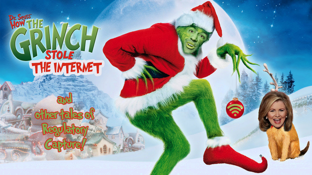 How the Grinch Stole the Internet by shadesmaclean