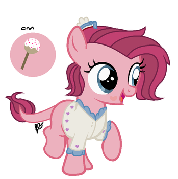 my ng oc: candy pop by lcgyzma1