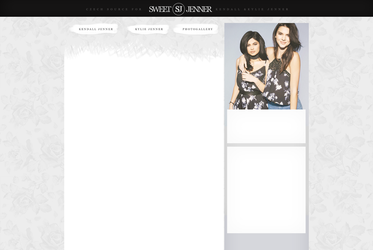 Design ft. Kendall and Kylie Jenner by JacqueBiebs