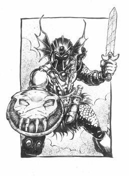 Warduke sketch by kyle-roberts