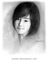 Tiffany of SNSD by jucxxx