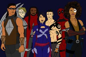 X-Force Movie Version by tapwater86
