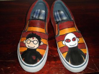 Potter Puppet Pals Shoes by Toledoll