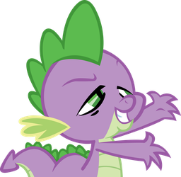 Spike - Dude, check this out by SuxtonHael