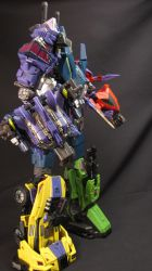 FoC Blast Off Arm Mode by clem-master-janitor