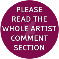 Please read the whole artist comment F2U badge by Championx91