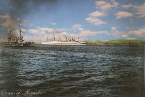 The Sister to Never Return by RMS-OLYMPIC