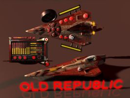 Old Republic by DaRkFuSsIoOn