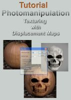 Texturing with Displace Filter by W-F-Stock