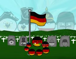 German Memorial Day by DAKY-Illustrations