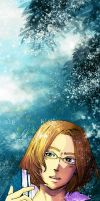APH: France bookmark by Amapolchen