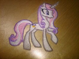 Fleur Embroidery by EthePony