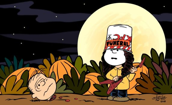 Peanut  Buckethead by sweetlygrotesque