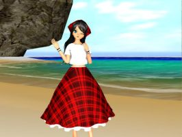 MMD NC: Philippines by GirlScoutLin343