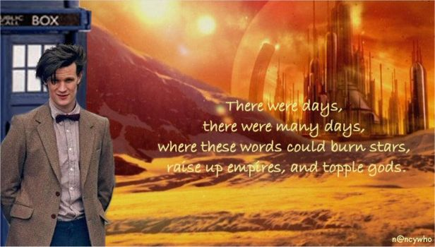 Gallifrey doc 11 by nancywho