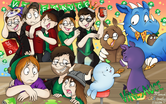 Vinesauce || Friends Forever by BITARTZ