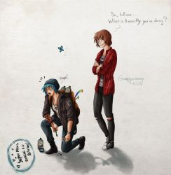 Life Is Strange : Pricefield Is Priceless by Grumpy-O-Sheep