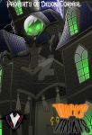 Tricks and Treats - Haunted House by PlayboyVampire