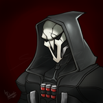Reaper by Hikarii-chan-tan