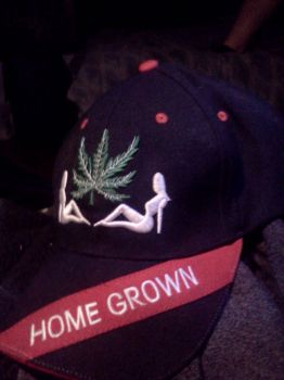 Homegrown by HippieStoner1
