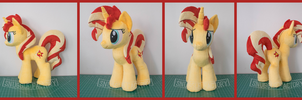 Sunset Shimmer Custom Plush by SnuggleFactory