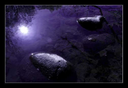Midnight Reflection by roen