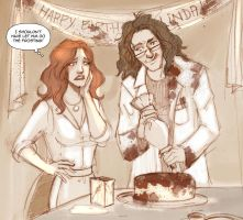 Happy birthday Linda! by SicilianValkyrie